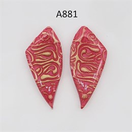 Набор кабошонов A881, 4*1,8 см
