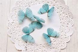 Пришивные крылья бабочки 3 см (№16)