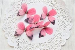 Пришивные крылья бабочки 3 см (№28)