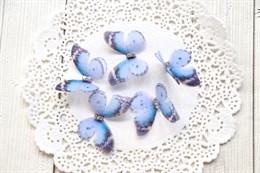 Пришивные крылья бабочки 3 см (№31)