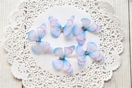 Пришивные крылья бабочки 3 см (№40)