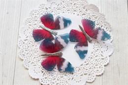 Пришивные крылья бабочки 4,5 см (№58)
