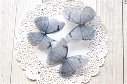 Пришивные крылья бабочки 4,5 см (№37)