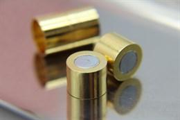 Магнитный концевик 12 мм, Gold