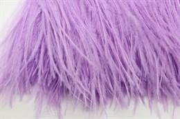 Перо страуса на ленте, Light Purple