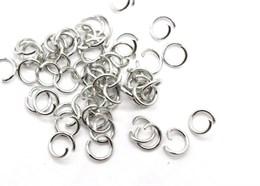 Соединительные колечки, Silver